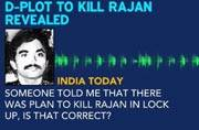 The assassins would have gone as journalist and shot Rajan: Chhota Shakeel