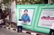 Activists jailed over removal of Jaylalithaa posters