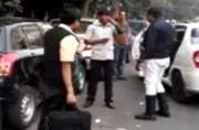 Traffic police thrashes motorist for violating rules