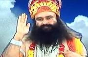 Baba Ram Rahim not arrested yet for playing Lord Vishnu in a song