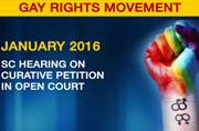 Check out the important milestones of the gay rights movement in India