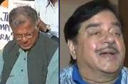 Girish Karnad and Shatrughan Sinha back Kanhaiya