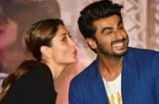 Ki and Ka trailer launch: Kareena Kapoor Khan and Arjun Kapoor go all PDA