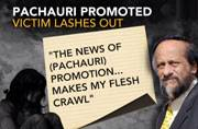 Sexual harrassment victim slams TERI for promoting Pachauri