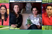 Exclusive: Santina stand at 40-love