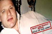 David Headley to be deposed for the 2nd day today
