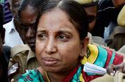 Nalini seeks 3-day parole to attend father's rites