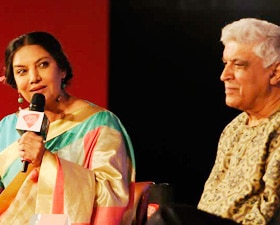 Intolerance has always existed, will exist as long as there are people: Shabana Azmi