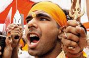 Shiv Sena hits out at Pakistan opposing them to play match