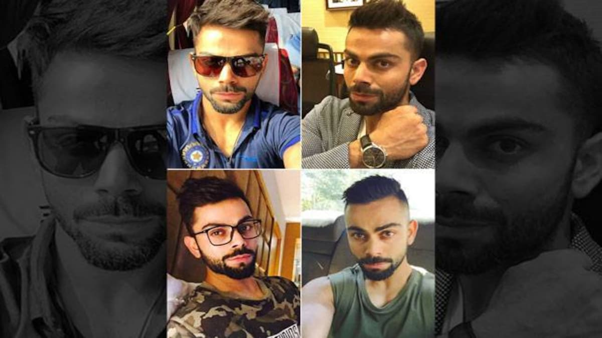 Watch Here S How To Style Your Hair And Beard Like Virat Kohli Indiatoday