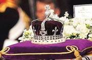 RSS contradicts Centre's stand on Kohinoor's return to India