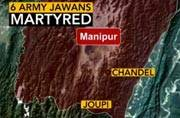 6 Assam Rifle jawans killed after army convoy was ambushed in Manipur