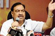 Pune builder Hemant Gawande alleges inaction in Khadse's land row case