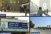 Temperatures soar across north India, breaks records
