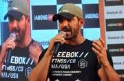 WATCH: John Abraham shares 3 fitness tips for those who want to get in shape and live a healthy life