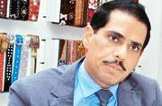 Raid underway over Robert Vadra's land deal