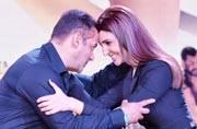 Salman Khan, Anushka Sharma at the trailer launch of Sultan