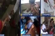 Bihar: Cheater teachers caught on camera
