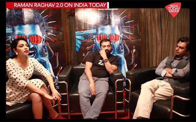 Raman Raghav 2 0: There's nothing dirty about sex or the word adult, says  Anurag Kashyap