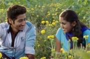 A still from the film Sairat
