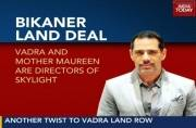 Vadra under scanner again over dodgy land deal