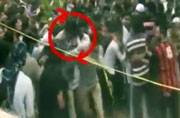 Adu Dujana, LeT Chief seen in rally organised by seperatists in Pulwama