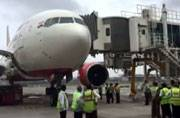 Mumbai: Air India passengers evacuated after plane hits aerobridge