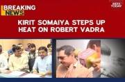 BJP MP accuses Vadra of using fake cheque to buy land