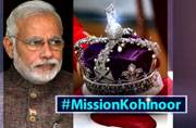 Modi's Mission Kohinoor: Fresh bid to get diamond back