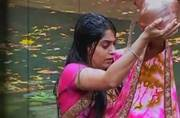 Sasural Simar Ka: Heavily-pregnant Simar performs an arduous puja