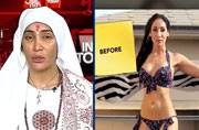 Gave birth to Shiva, now a nun: Sofia Hayat to India Today