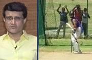 Happy with Virat Kohli's five-bowler theory: Sourav Ganguly