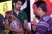 Winning WBO Asia Pacific title very important to me: Vijender Singh to India Today