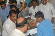 Assassination attempt on BJP leader in Ghaziabad