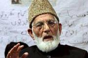 NIA summons Syed Ali Geelani's son in connection with flow of foreign funds into the Valley