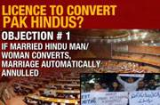 Hindu Marriage Law tabled in Pakistan Assembly, debatable clauses present