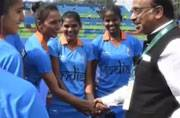 Rio: Clicking selfies with players, trespassing fields, sports minister Vijay Goel denies all