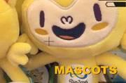 Rio Olympics mascot
