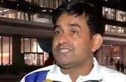 Sakshi Malik's coach