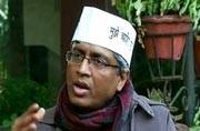 AAP distances itself from AAP leader Ashutosh's blog