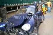 Drunk student rams Porsche into autorickshaws in Chennai, kills 1