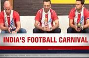 ISL: Atletico de Kolkata's Iain Hume, Helder Postiga feast on Bengali delicacies