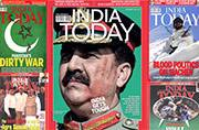 India-Pakistan relations explained through India Today magazine covers