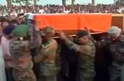 Draped in tricolour, mortal remains of Uri martyrs brought to Jammu