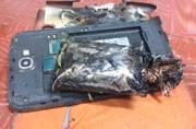 Samsung Galaxy Note 2 catches fire on Chennai-bound IndiGo plane