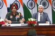 Watch: India conducted surgical strikes across LoC, says DGMO
