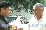 World realises epicentre of terrorism is Pakistan: VK Singh to India Today