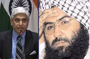 India slams China for 'hold' on declaring Masood Azhar global terrorist