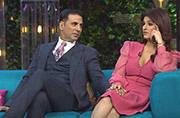 Twinkle-Akshay's laugh-riot on Koffee With Karan, Jackie Chan's Oscar win