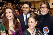 WATCH: Amitabh-Abhishek angry with Aishwarya's intimate ADHM scenes, skip watching the film